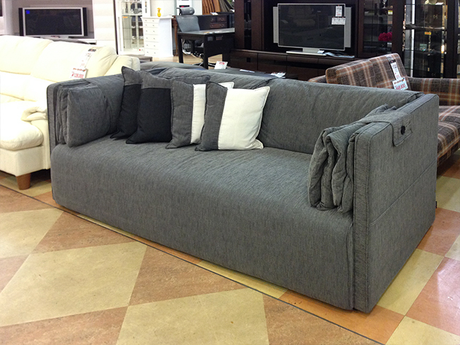 広いお部屋におすすめのソファー