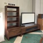 【広告掲載商品】樺さくらの無垢材を贅沢に使ったテレビボード