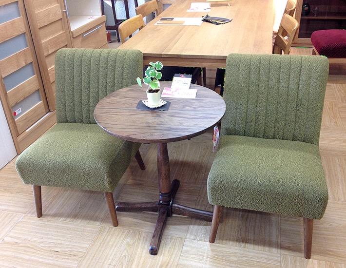 ☆小さなスペースも豊かになる、そんな家具がGet箕面店に新入荷。