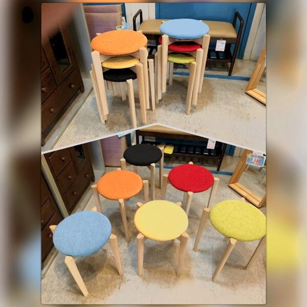 ☆ お好きな色を、Get箕面店で見つけてください。