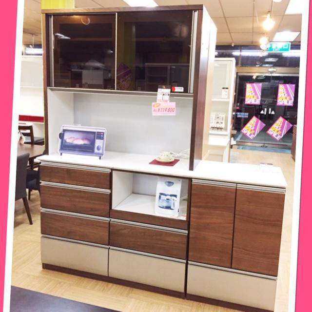 ※Get箕面店は3月のセール突入と共に、目玉家具の新入荷!!