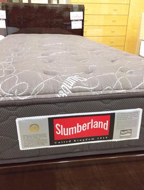 """※""""SLUMBERLAND"""" 質の良い眠りはマットレスから、Get箕面店で。"""