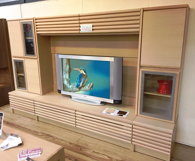 ☆On SaleでGet箕面店でTVボードが安い !!
