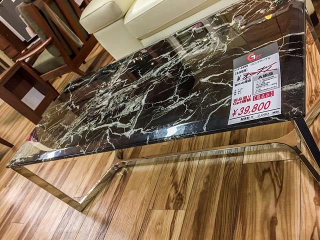現品特価でセール特価の家具