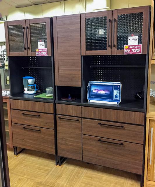 ※セールに合わせて、アウトレット家具も色々新入荷。