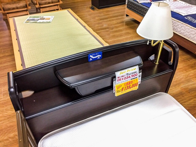 電動ベッド 処分特価 リクライニング