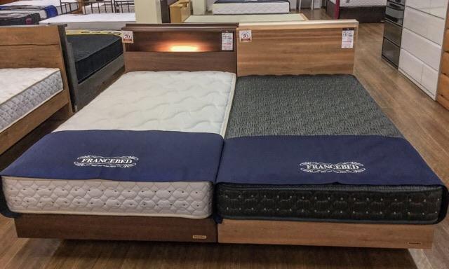 高密度連続コイル ベッド