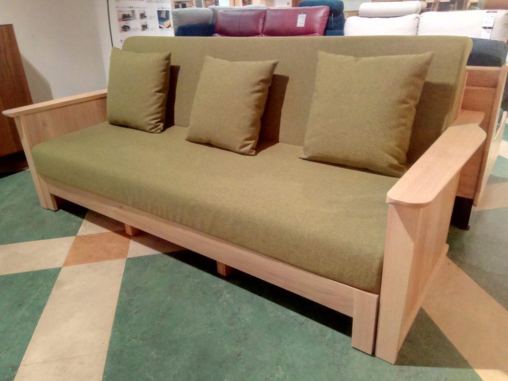 【Get神戸】くつろぎのソファベッド 入荷!