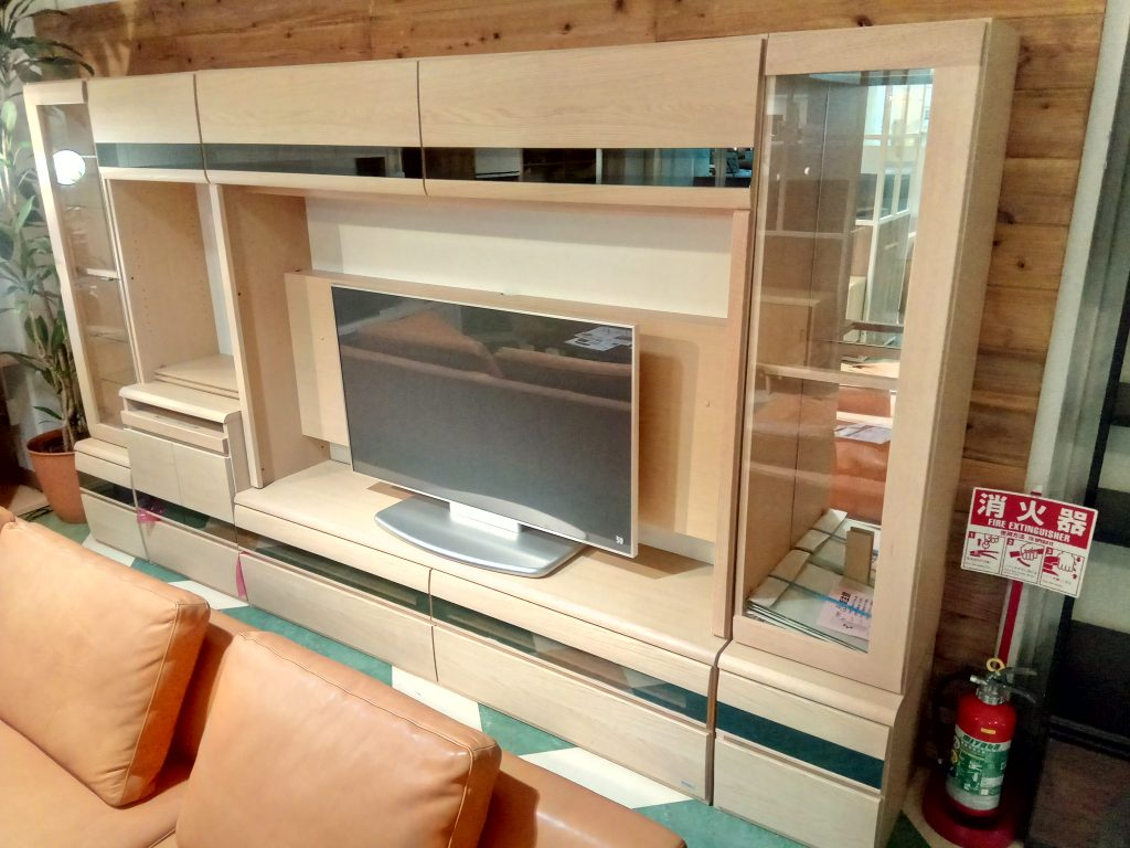 【Get神戸】現行人気TVボードが1セット限りの・・・