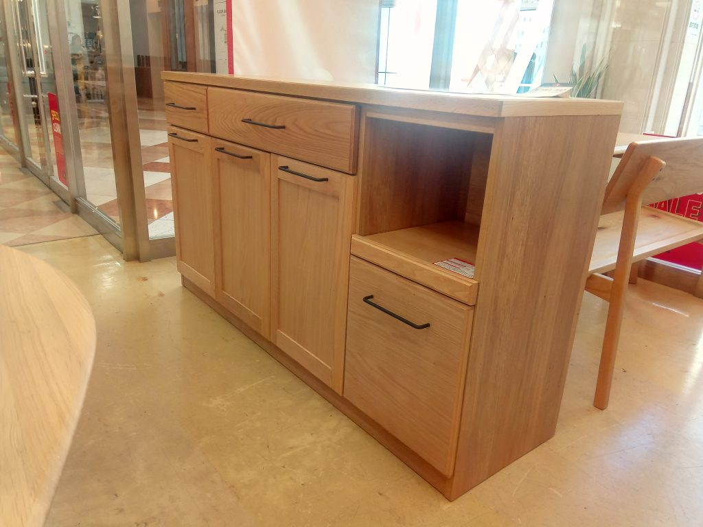 【Get神戸】W160cm 大型キッチンカウンター