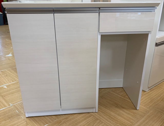 コンパクトサイズのキッチンカウンター入荷!大阪|Get箕面