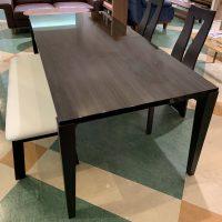 【Get神戸】181㎝幅のダイニングテーブル4点セット入荷