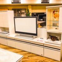 ☆今時の白 !! 大阪❘Get箕面店にTVボード入荷。